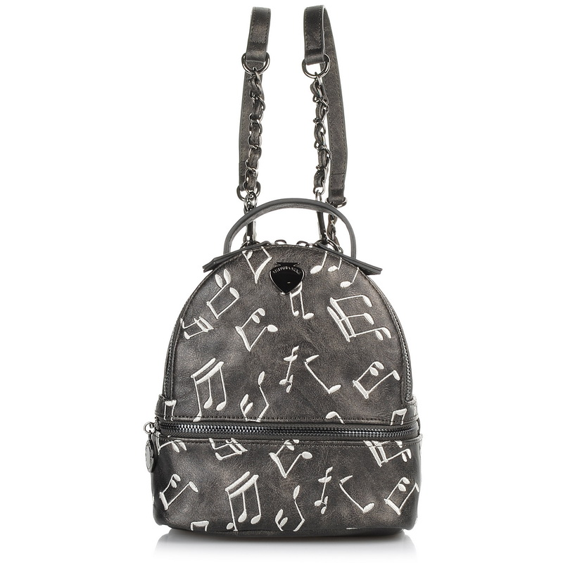 Σακίδιο Πλάτης Le Pandorine Credici Mini Backpack DAO021 γυναικα   γυναικεία τσάντα