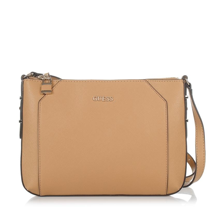 Τσαντάκι Ώμου - Χιαστί Guess Gia Mini VG633770 γυναικα   γυναικεία τσάντα