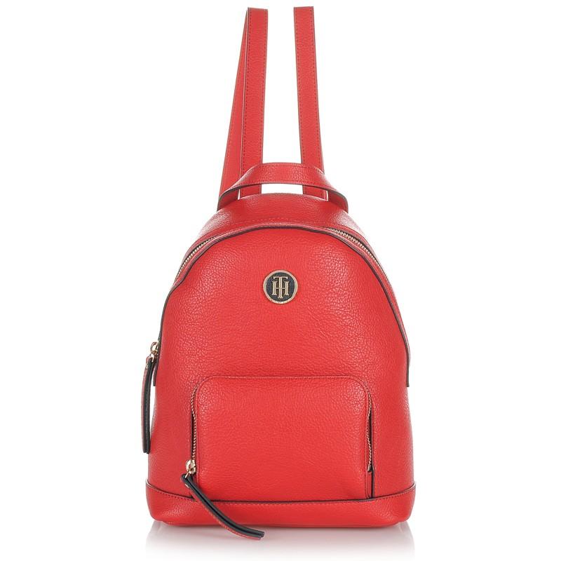 Σακίδιο Πλάτης Tommy Hilfiger TH Core Mini Backpack CB AW0AW04156 γυναικα   γυναικεία τσάντα
