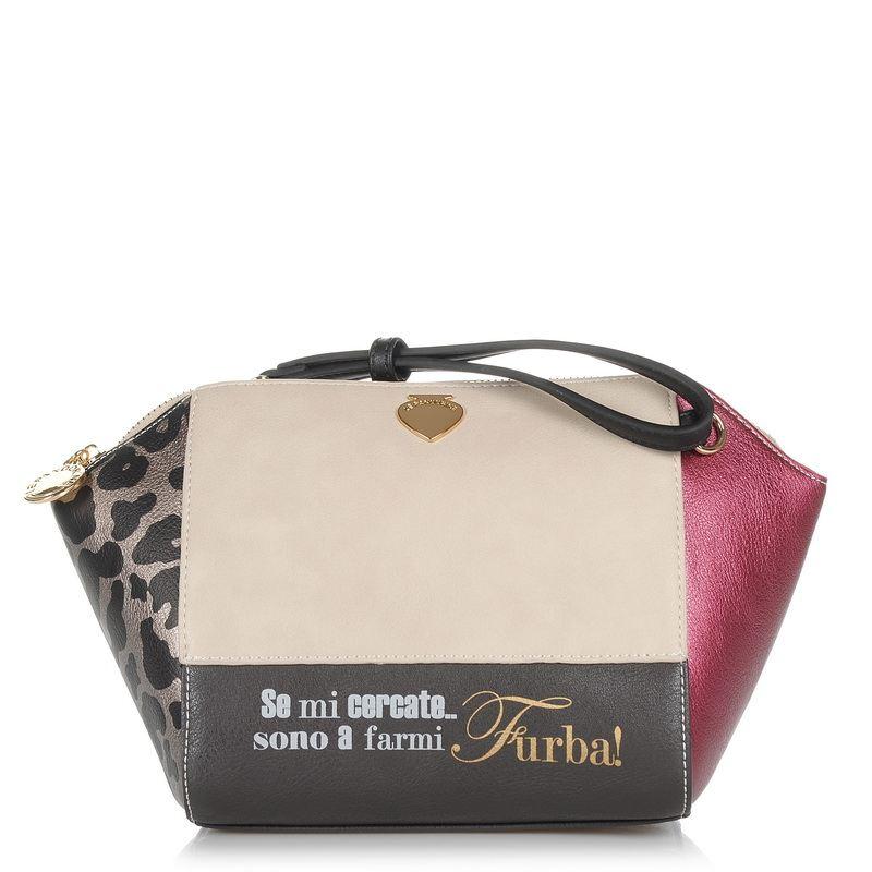 Τσαντάκι Ώμου Le Pandorine Mini Pon Pon 2.0 Saturday DBA956 γυναικα   γυναικεία τσάντα