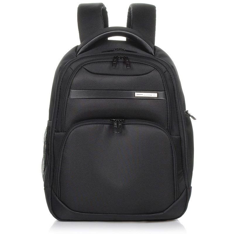 """Σακίδιο Πλάτης Samsonite Vectura Laptop Backpack S 13""""-14"""" 59225 επαγγελματικα   σακίδιο πλάτης"""