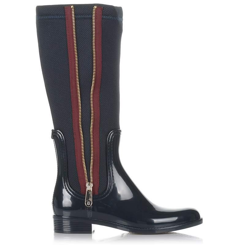 Μπότες Tommy Hilfiger FW56821554 γυναικα   γυναικείο παπούτσι