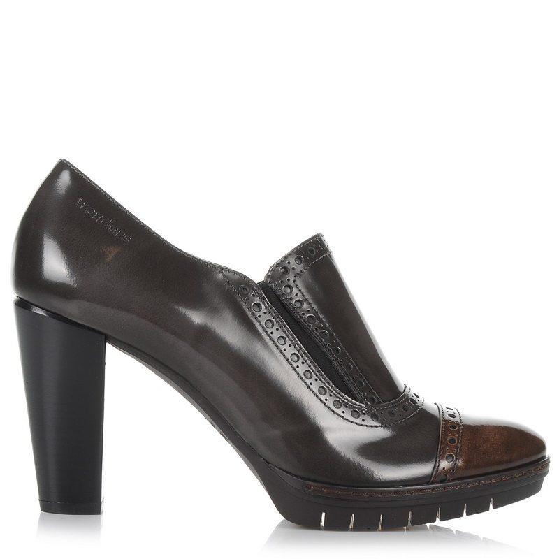 Δερμάτινα Ankle Παπούτσια Wonders M-1721 γυναικα   γυναικείο παπούτσι