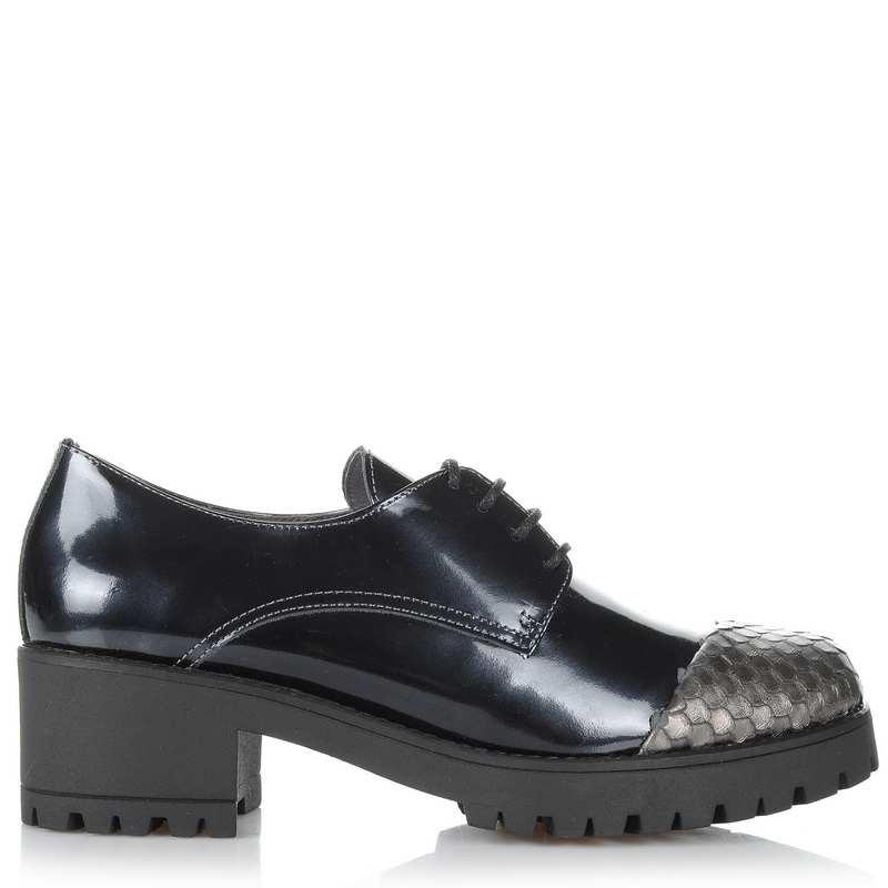 Δερμάτινα Oxford Παπούτσια Kanna KI6652 γυναικα   γυναικείο παπούτσι