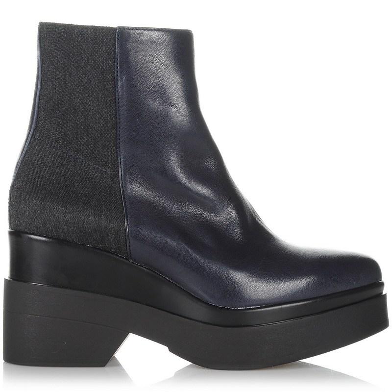 Δερμάτινα Μποτάκια Kanna KI6848 γυναικα   γυναικείο παπούτσι