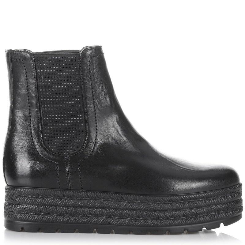 Δερμάτινα Μποτάκια - Πλατφόρμες Kanna KI6852 γυναικα   γυναικείο παπούτσι