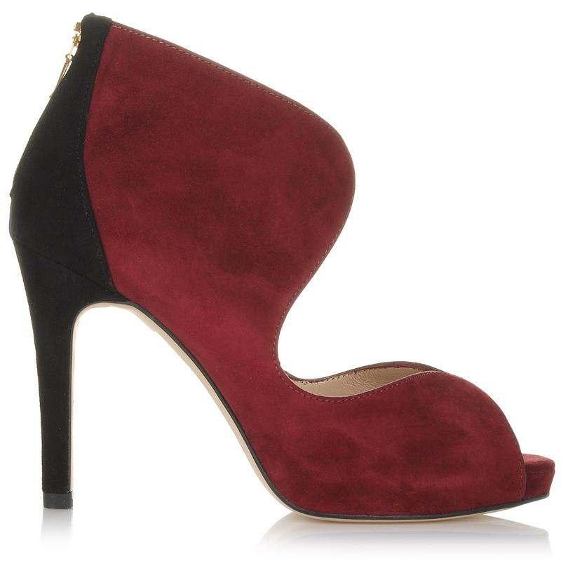 Γόβα Peep Toe Marian 60105 γυναικα   γυναικείο παπούτσι