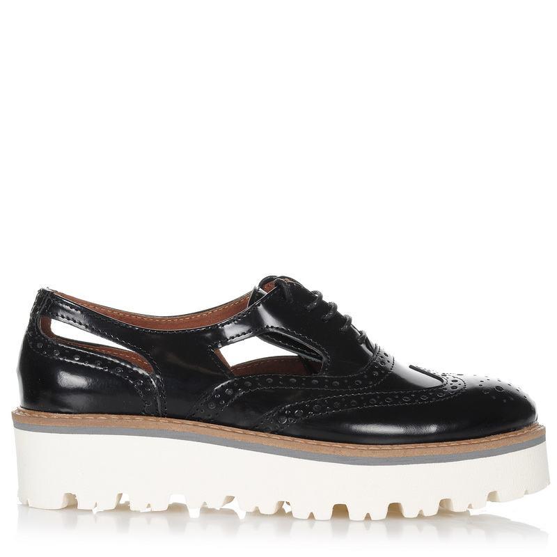 Δερμάτινο Oxford Παπούτσι Kricket MELI γυναικα   γυναικείο παπούτσι