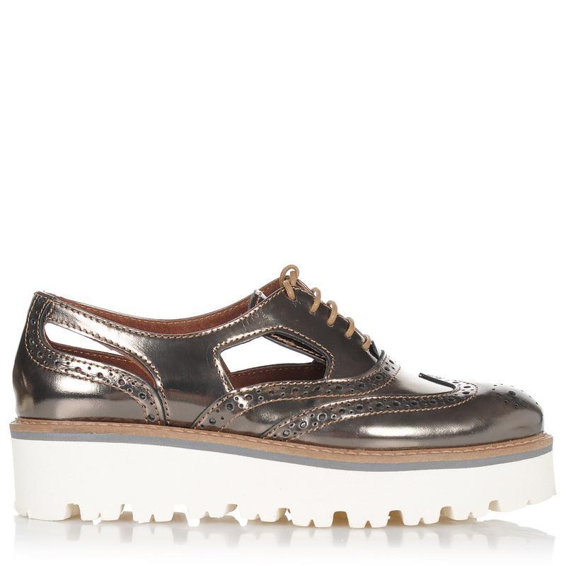 Δερμάτινο Oxford Παπούτσι Kricket MELIM γυναικα   γυναικείο παπούτσι