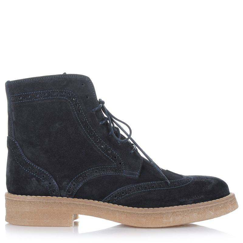 Suede Δερμάτινα Μποτάκια Kricket SARA 2 γυναικα   γυναικείο παπούτσι
