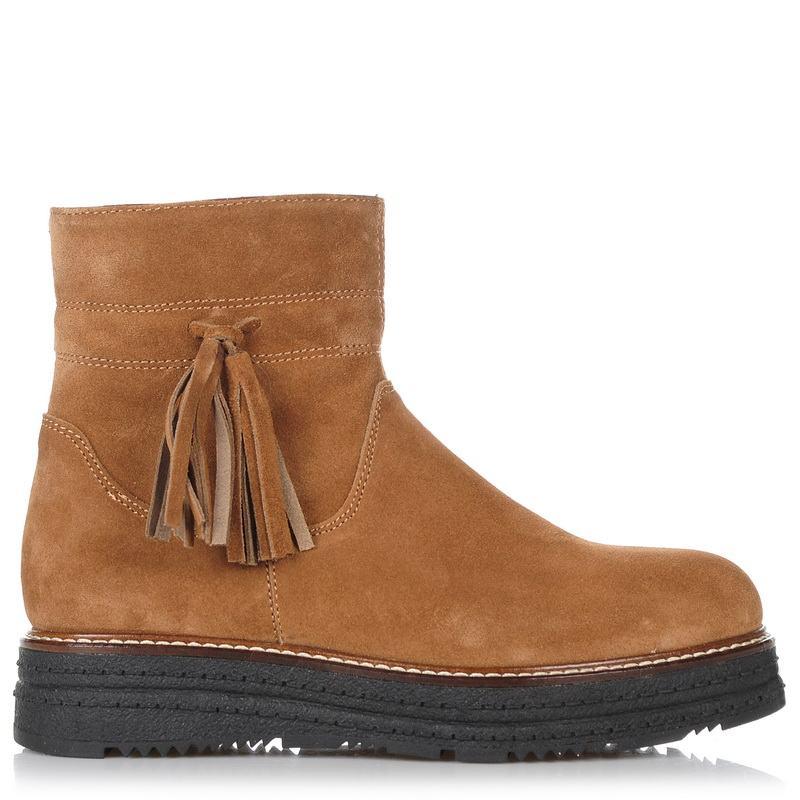 Suede Δερμάτινα Μποτάκια Kricket MARNI 5 γυναικα   γυναικείο παπούτσι