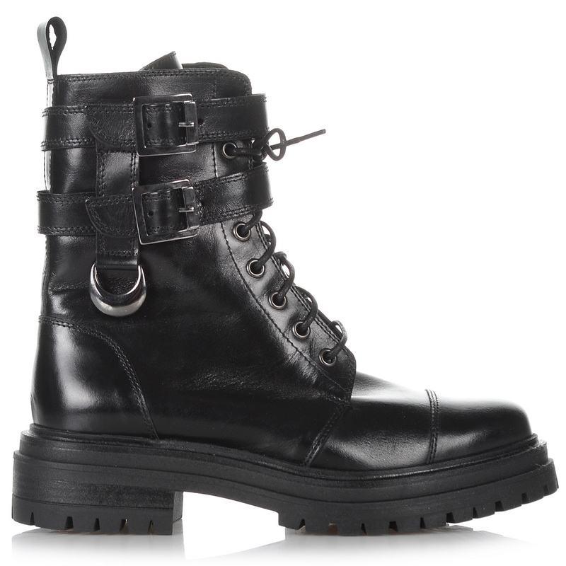 Δερμάτινα Μποτάκια Kricket EMILIA 3 γυναικα   γυναικείο παπούτσι