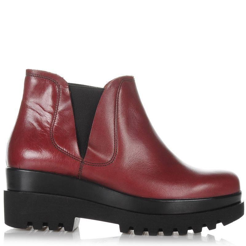 Δερμάτινα Μποτάκια Kricket PARIS 3 γυναικα   γυναικείο παπούτσι