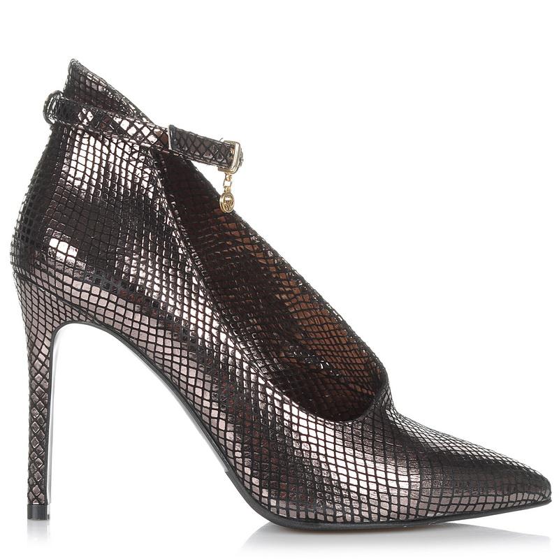 Δερμάτινες Γόβες Goveci ROSARIA γυναικα   γυναικείο παπούτσι