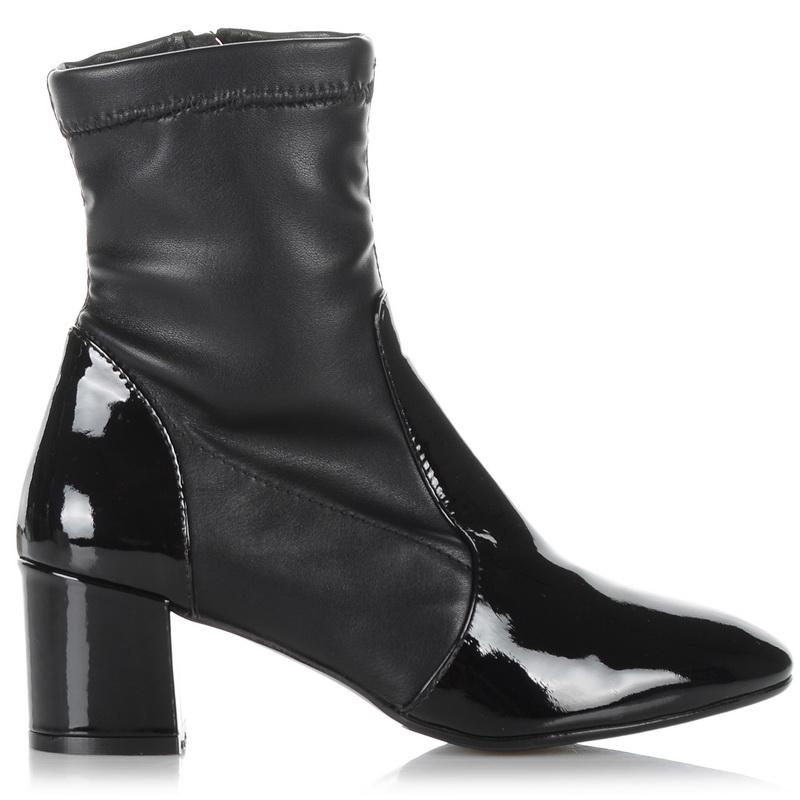 Δερμάτινα Μποτάκια Goveci LIDIA γυναικα   γυναικείο παπούτσι