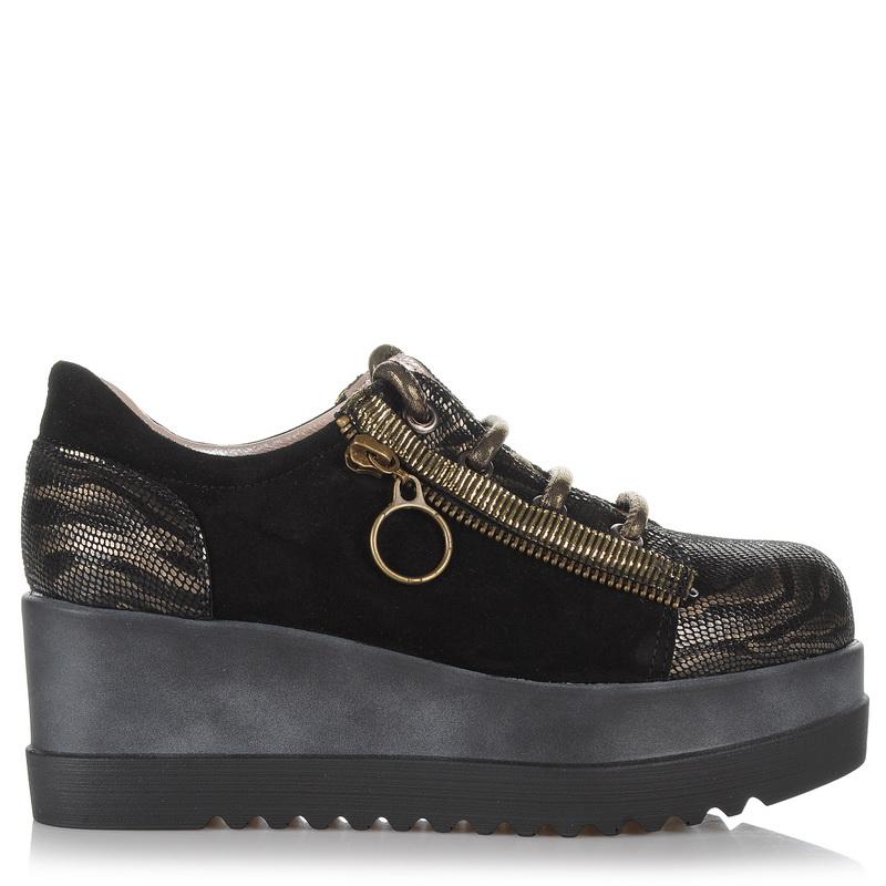 Δερμάτινα Sneakers Dolce 16391 γυναικα   γυναικείο παπούτσι