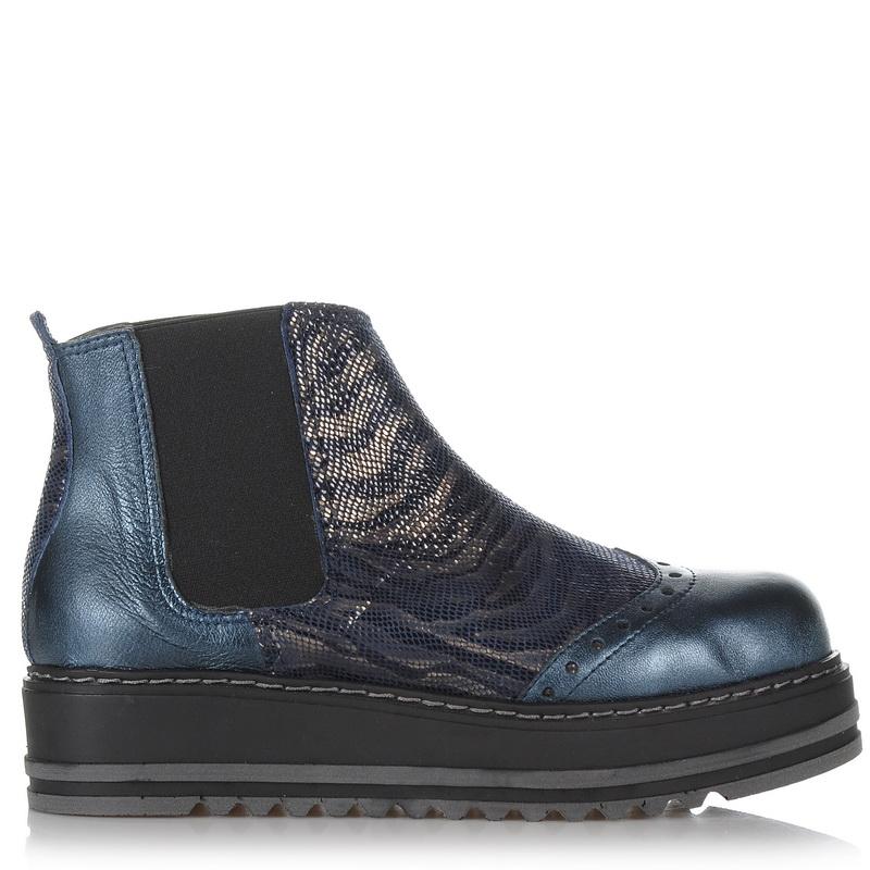 Δερμάτινα Μποτάκια Dolce 164010 γυναικα   γυναικείο παπούτσι