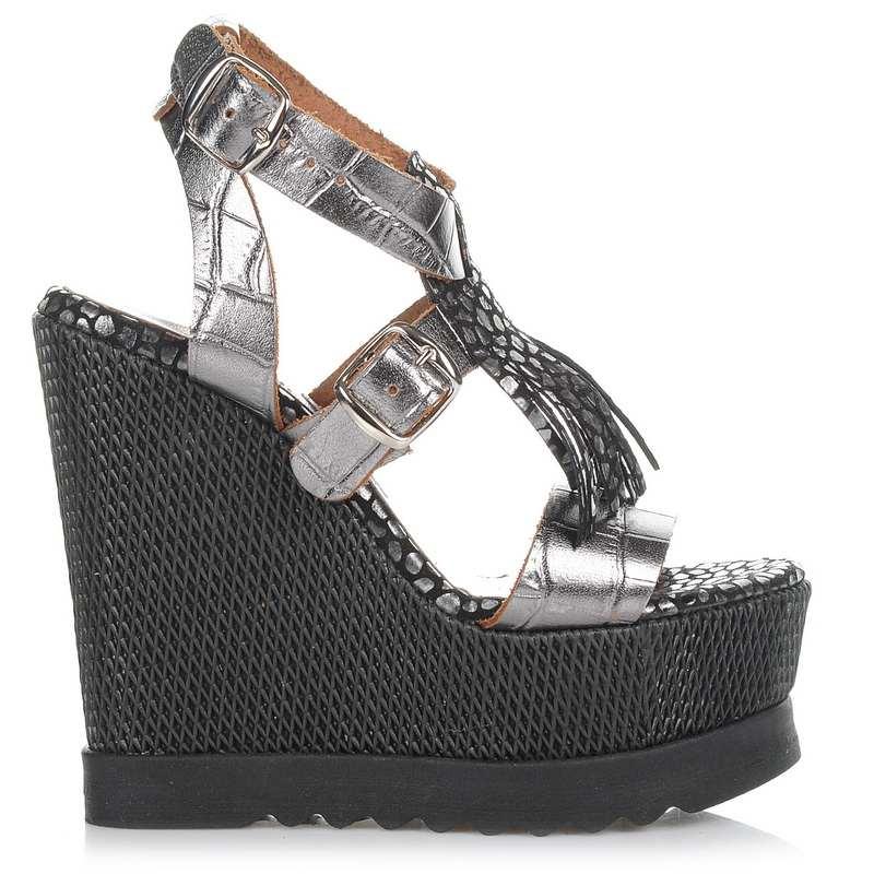 Δερμάτινες Πλατφόρμες Dolce 170431 γυναικα   γυναικείο παπούτσι