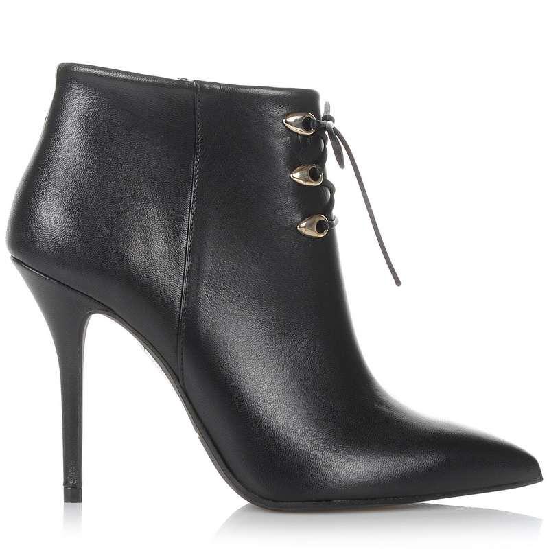 Δερμάτινα Ankle Παπούτσια Mourtzi 100449 γυναικα   γυναικείο παπούτσι