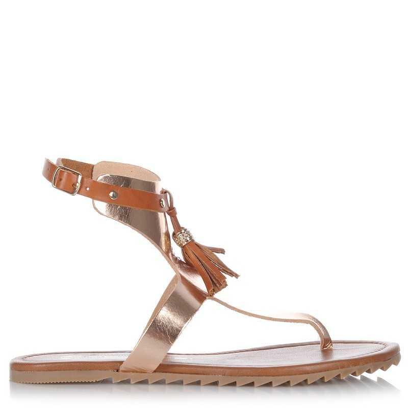 Δερμάτινα Σανδάλια Mourtzi 102E02 γυναικα   γυναικείο παπούτσι