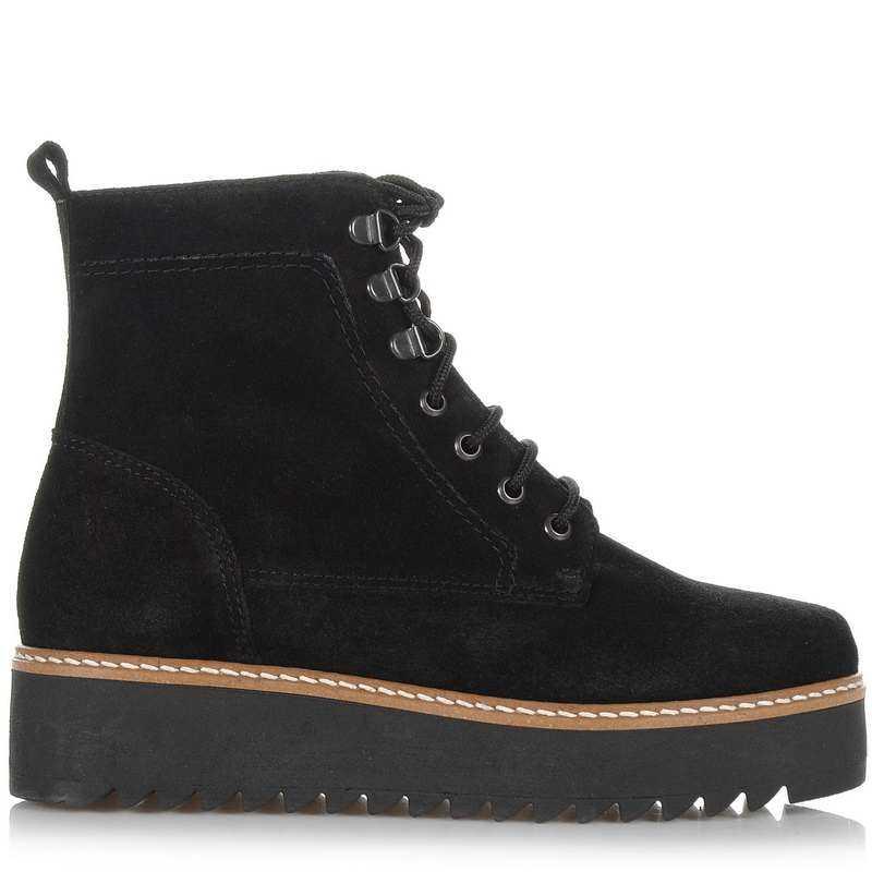 Suede Δερμάτινα Μποτάκια Mourtzi 111005 γυναικα   γυναικείο παπούτσι