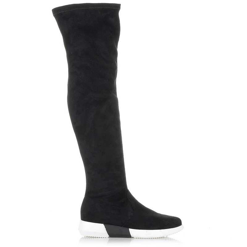 Suede Δερμάτινες Μπότες Mourtzi 111803 γυναικα   γυναικείο παπούτσι