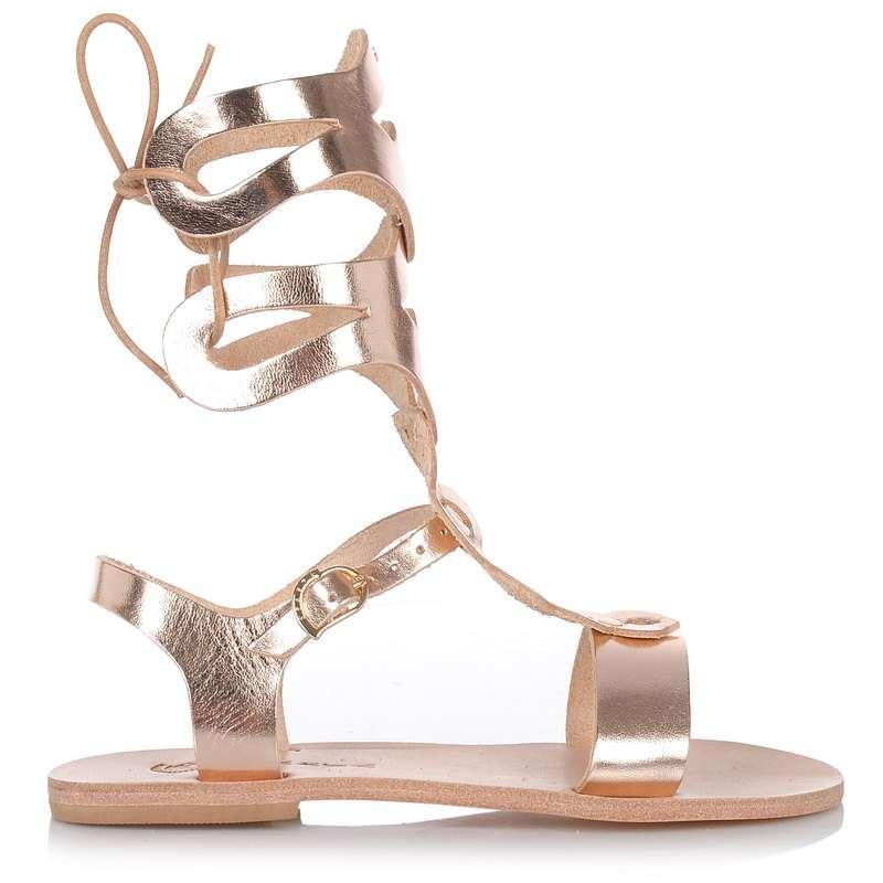 Δερμάτινα Σανδάλια Gladiator Sparta SP0470 γυναικα   γυναικείο παπούτσι