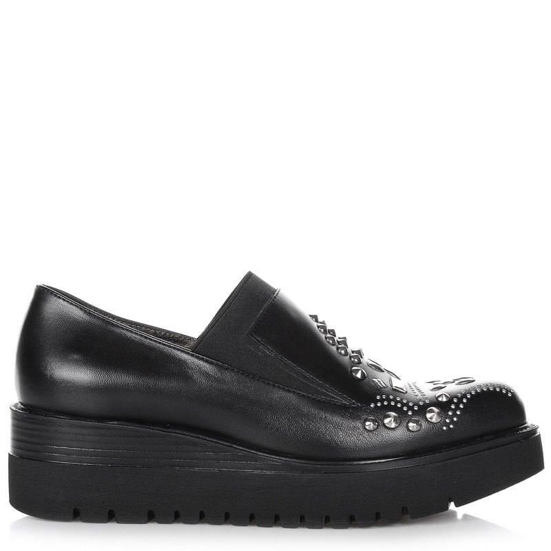 Δερμάτινα Slippers Tosca Blu 14S261 γυναικα   γυναικείο παπούτσι