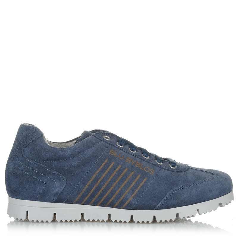 Παπούτσι Blu Byblos Hart Camoscio ανδρας   ανδρικό παπούτσι