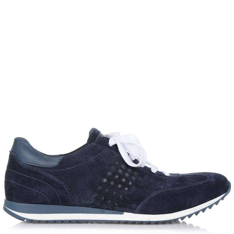 Δερμάτινο Sneaker Kricket CUBA ανδρας   ανδρικό παπούτσι