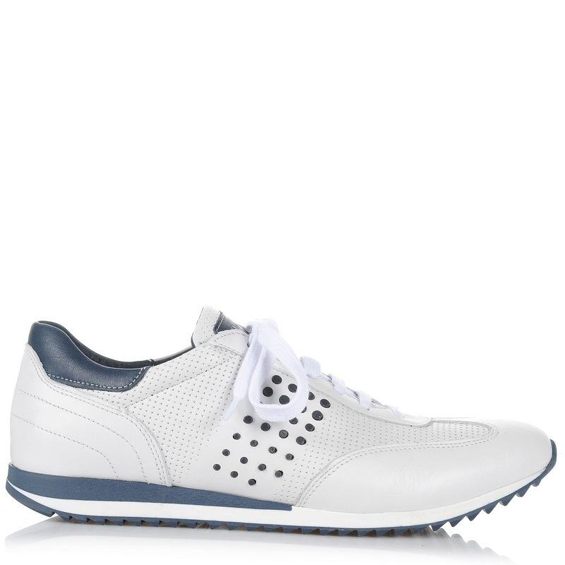 Δερμάτινο Sneaker Kricket 1CUBA ανδρας   ανδρικό παπούτσι