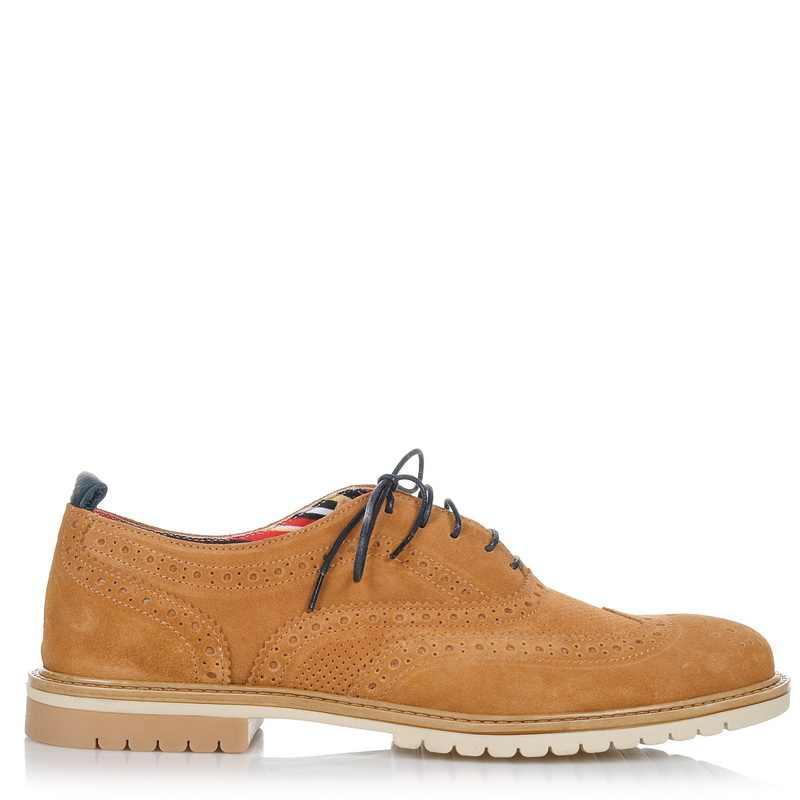 Δερμάτινο Oxford Παπούτσι Kricket PHUKET ανδρας   ανδρικό παπούτσι