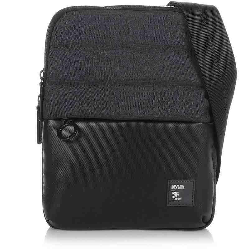 Τσαντάκι Χιαστί Nava Passenger Slim Bag PS013ST ανδρας   τσαντάκι χιαστί