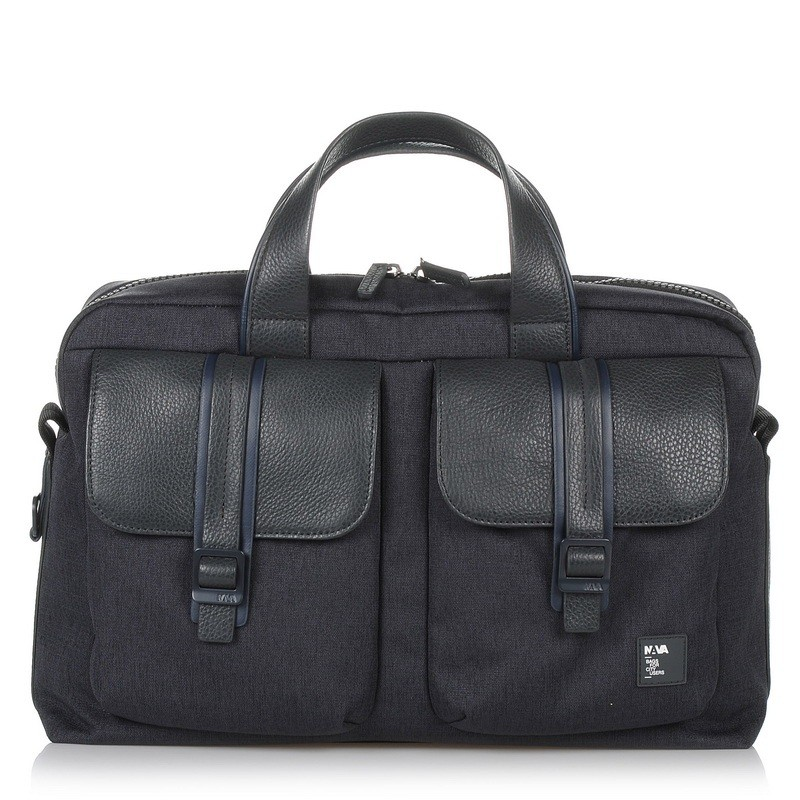 Χαρτοφύλακας Nava Courier Business Briefcase 2 Pockets CB082 επαγγελματικα   χαρτοφύλακας