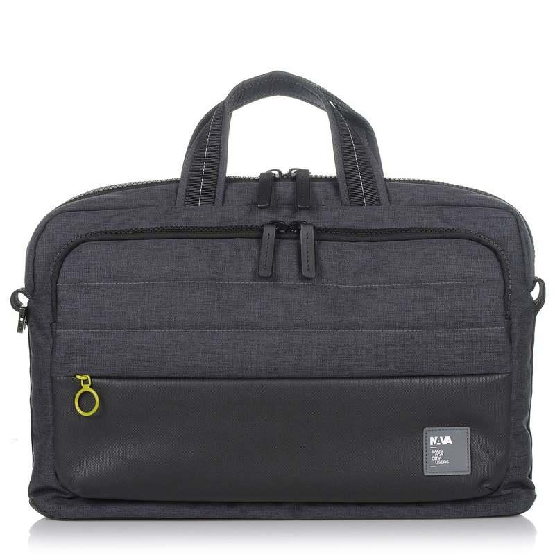 Χαρτοφύλακας Nava Passenger Briefcase Tech PS081 επαγγελματικα   χαρτοφύλακας