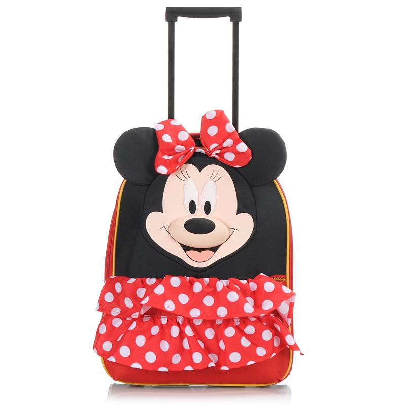 Βαλίτσα Μαλακή Samsonite Disney Ultimate Upright 50/18 Cabin Size 65822 ειδη ταξιδιου   βαλίτσα soft