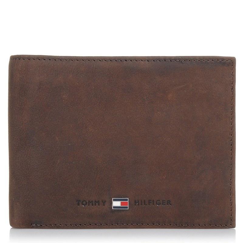 Δερμάτινο Πορτοφόλι Tommy Hilfiger Johnson CC Flap And Coin Pocket M00660 ανδρας   ανδρικό πορτοφόλι