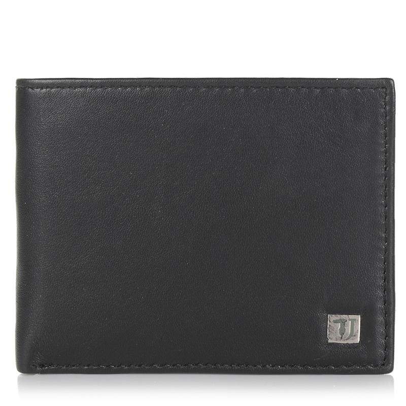 Δερμάτινο Πορτοφόλι Trussardi Jeans 71P002 ανδρας   ανδρικό πορτοφόλι