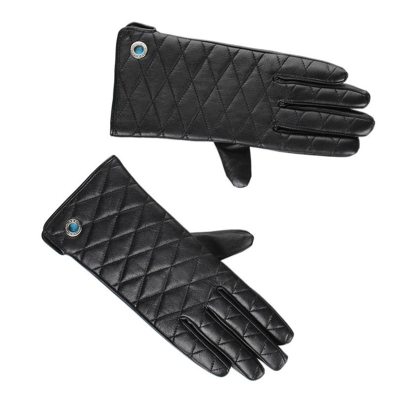 Δερμάτινα Γάντια Piquadro GU2368G4 γυναικα   γυναικείο γάντι