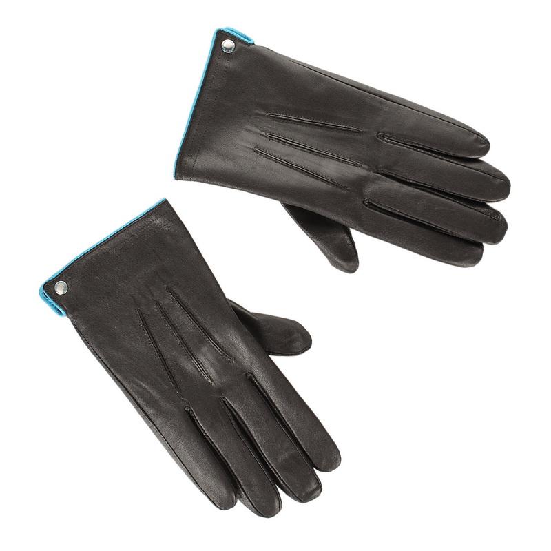 Δερμάτινα Γάντια Piquadro GU2828G6 ανδρας   αντρικό γάντι