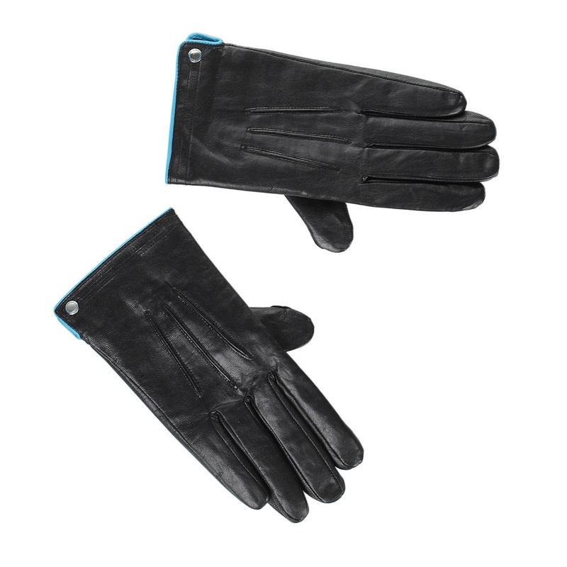 Δερμάτινα Γάντια Piquadro GU3099G7 ανδρας   αντρικό γάντι