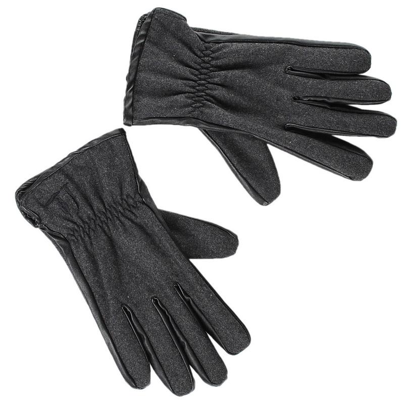 Ανδρικά Γάντια Trussardi Jeans 57W001 ανδρας   αντρικό γάντι
