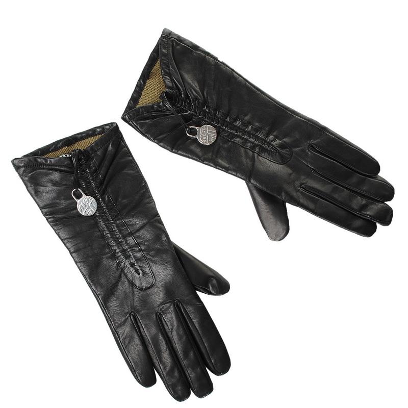 Γυναικεία Δερμάτινα Γάντια Miss Sixty A00745 γυναικα   γυναικείο γάντι