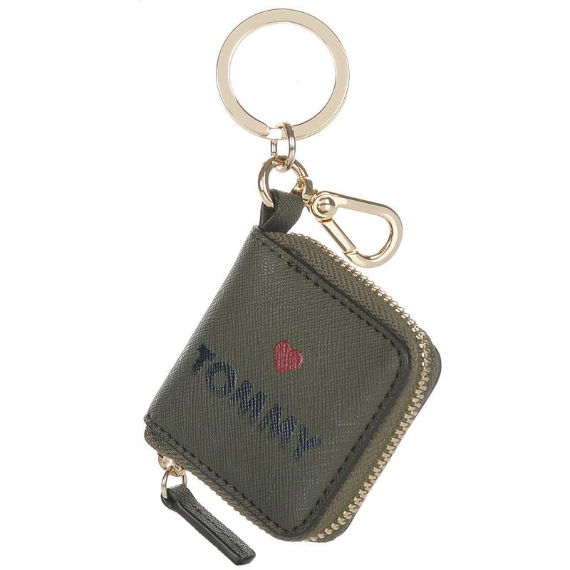 Μπρελόκ - Πορτοφολάκι Tommy Hilfiger Ηοney Coin Purse Keyfob W03118 γυναικα   μπρελόκ