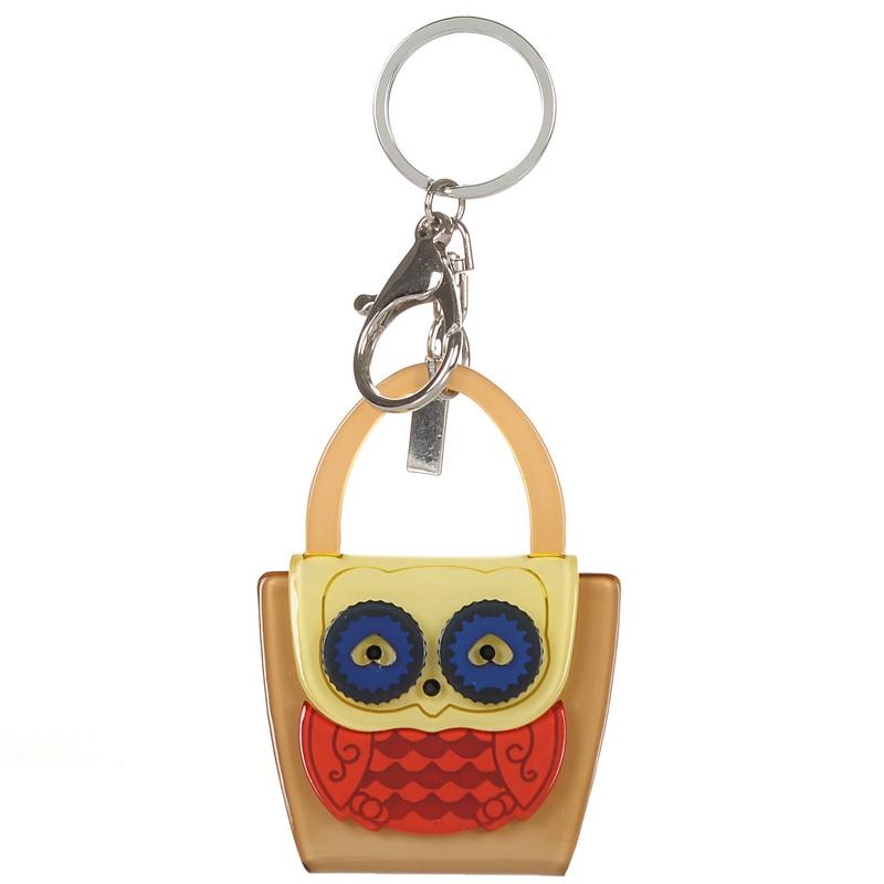 Μπρελόκ Coveri Owl 158009 αξεσουαρ   μπρελόκ