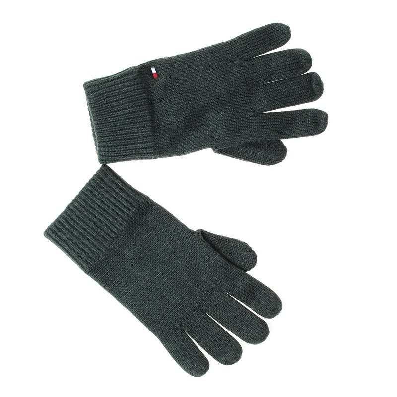 Αντρικά Γάντια Tommy Hilfiger Pima Cotton Glove AM02501 ανδρας   αντρικό γάντι