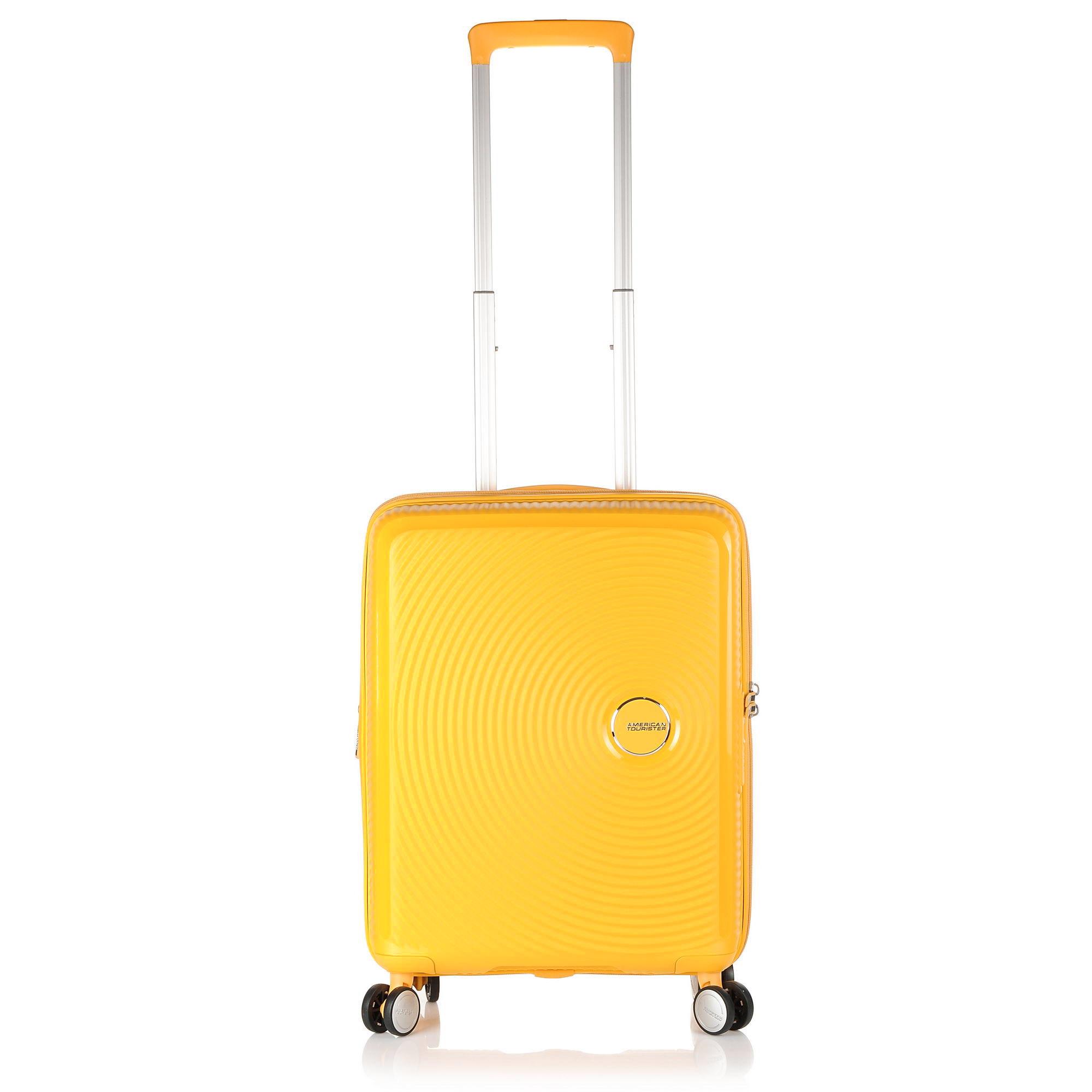 Βαλίτσα Σκληρή American Tourister Soundbox Spinner 55/20 TSA Exp Cabin Size 8847 ειδη ταξιδιου   βαλίτσα hard