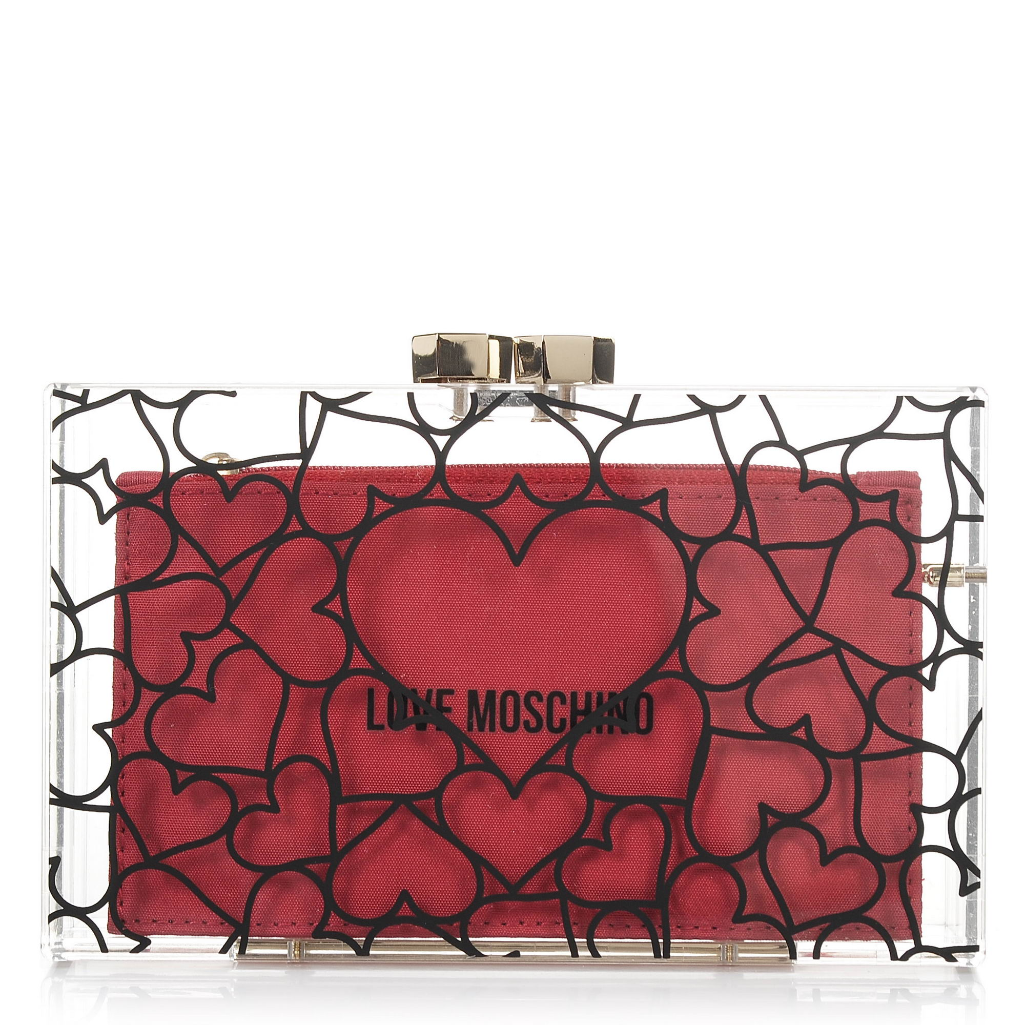 Clutch Love Moschino JC4115PP15LX0