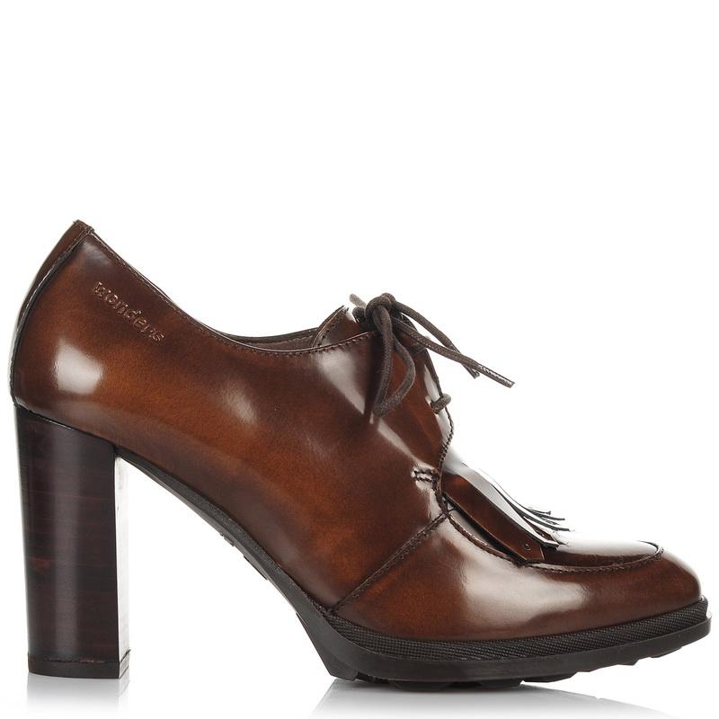 Δερμάτινα Ankle Παπούτσια Wonders M-3103 γυναικα   γυναικείο παπούτσι