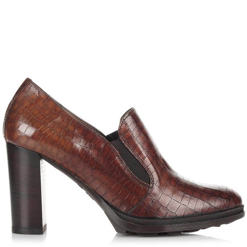 Δερμάτινα Ankle Παπούτσια Wonders M-3105 γυναικα   γυναικείο παπούτσι